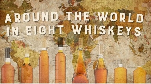 Around the World in Eight Whiskeys