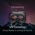 VR Desktop — Experience macOS in Virtual Reality | Cindori
