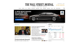 The WSJ Nixes Fashion and Culture Columns