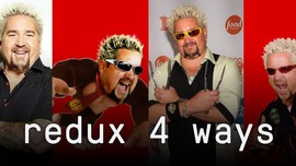 Redux 4 Ways