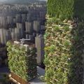 [Video] Vertical forest takes root in China - CNET