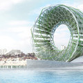 Solar-powered Ring Garden marries desalination and agriculture - Inhabitat