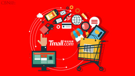 Alibaba's Tmall Maintains eCommerce Reign