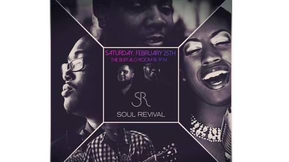 Soul Revival at The Buffalo Room
