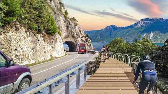 Garda | Het mooiste fietspad van Europa - Italië met Dolcevia.com
