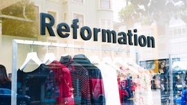 Reformation Boutique Brings eCommerce Ease