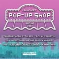 Save the Date: LaunchNET Pop-Up Shop
