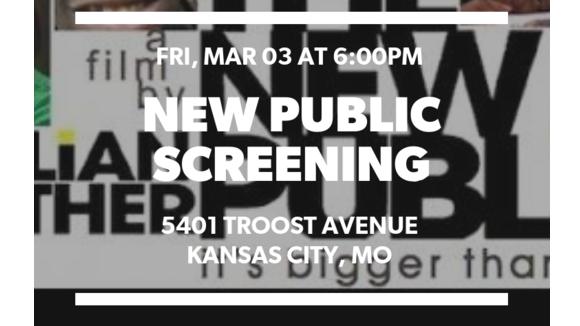 New Public Screening - Splash