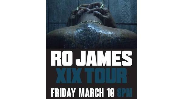 Revolt Presents Ro James XIX TOUR with Special Guest Kevin Ross