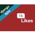 Django Likes