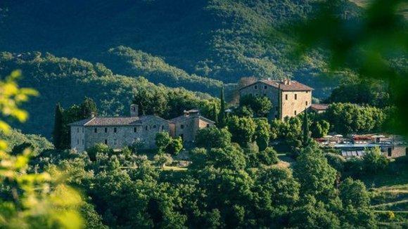 Locanda del Gallo, Perugia - Klik hier
