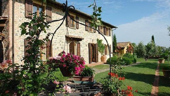 Piè di Costa, appartementen met zwembad in Toscane - Klik hier