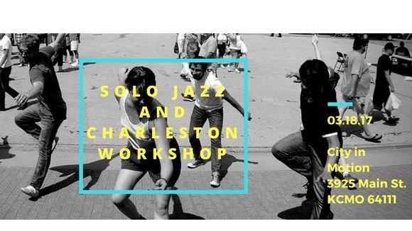 Free Solo Jazz & Charleston Workshop