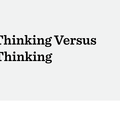 Rich Thinking Versus Poor Thinking And What it Means | Farnam Street