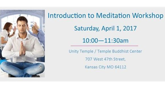 Introduction to Meditation Workshop