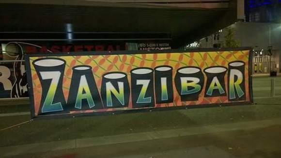 Zanzibar Drums at Awaze Free Show!
