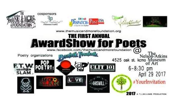 The First Annual AwardShow for Poets