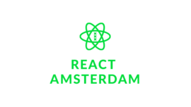 BONUS - Live Stream: Main Track - React Amsterdam Conference 2017