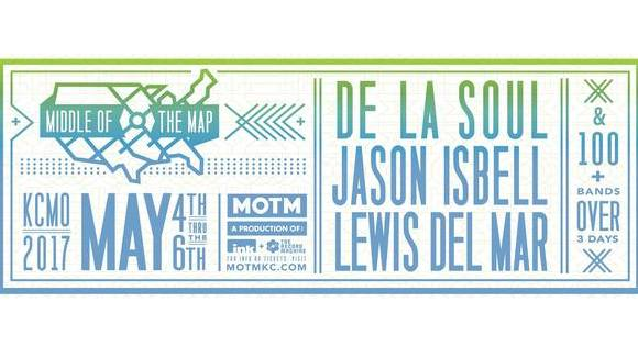 Middle of the Map Fest (De La Soul + Talib Kweli)