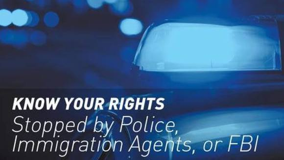 ACLU Know-Your-Rights Training