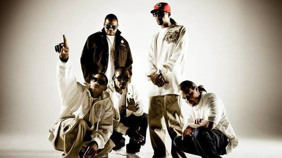 Bone Thugs-N-Harmony with Twista @ CrossroadsKC
