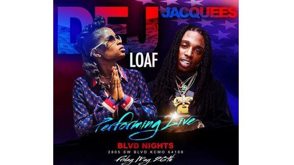 Dej Loaf & Jacquees LIVE