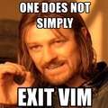 Helping One Million Developers Exit Vim