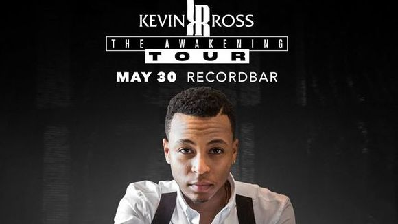 Kevin Ross @ recordBar