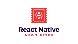 React Native Newsletter Sponsor