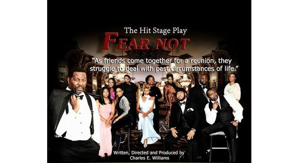Stage Play: FEAR NOT