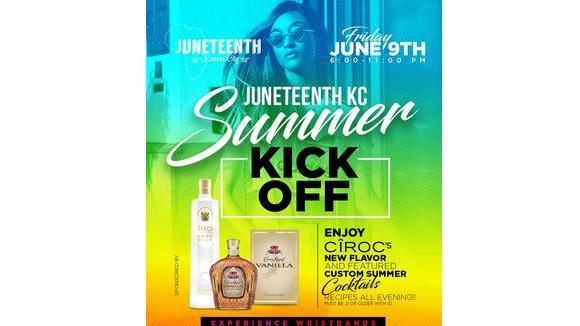 JuneteenthKC Official Summer Kick-Off