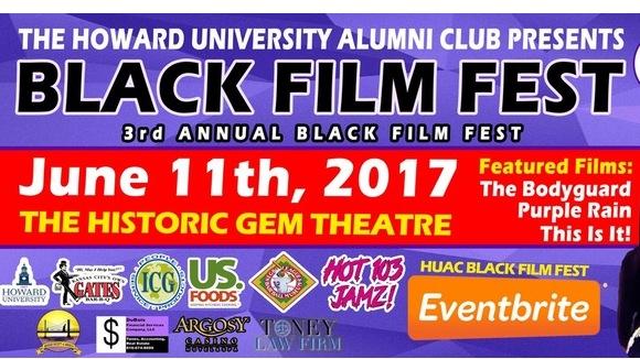 Black Pop Legends Black Film Fest
