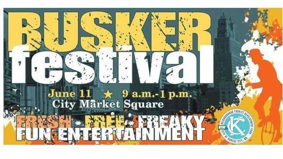 City Market Busker Festival