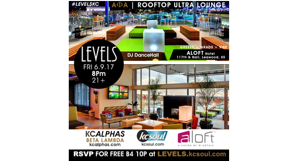 LEVELS Rooftop Party