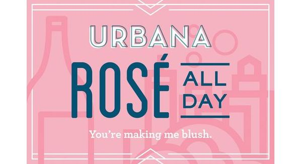Urbana Rosé All Day Tour