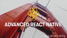 React Native Bootcamp, July 17-18, San Francisco, CA | React Native Training