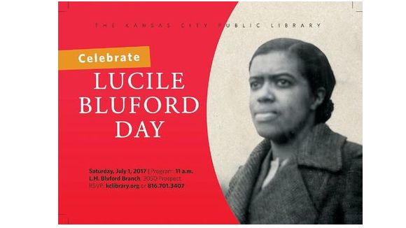 Lucile Bluford Day