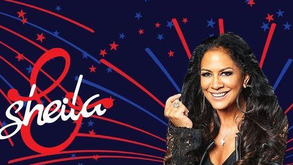 Sheila E Concert & Fireworks Celebration