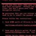 WannaCry 2.0 shut down computers worldwide