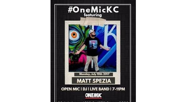 One Mic Monday's Open Mic feat Matt Spezia