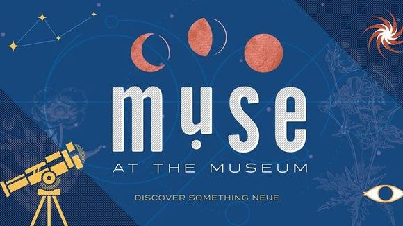 Muse at the Museum