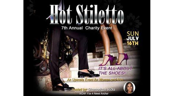 Hot Stiletto 7th Annual Charity Event