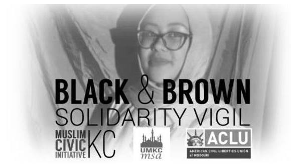 Black & Brown Solidarity Vigil