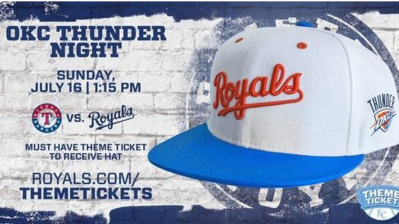 Oklahoma City Thunder Day at The K