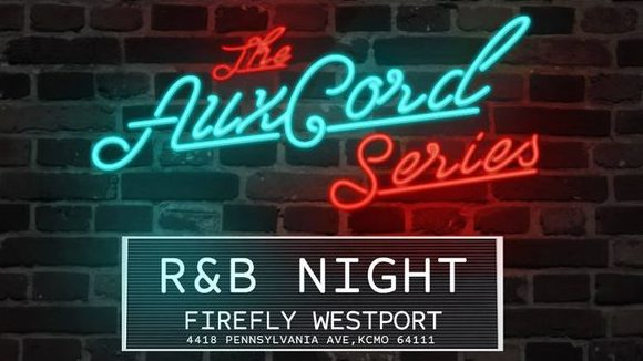AUX Cord Series | R&B Night