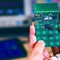 First Battery-Free Cellphone Harvests Power from Ambient Radio Signals, Light