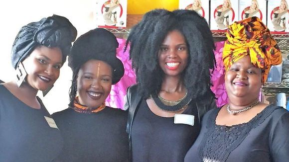 Ameenah's Headwrapping Class