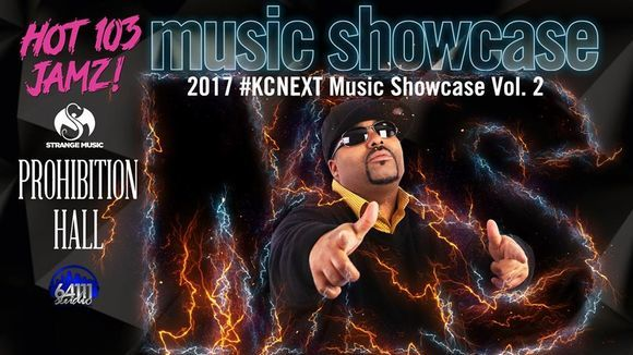 KC's Next Music Showcase, Volume 2