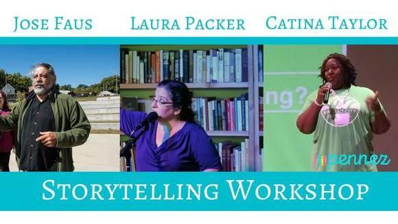 Pennez: Storytelling Workshop