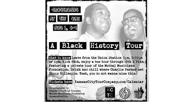 Heart of America Black History Bus Tour